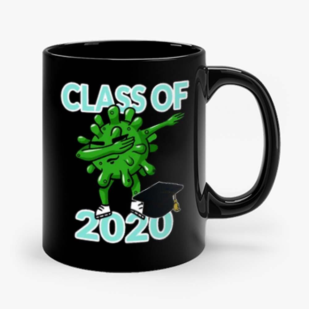 Class Of 2020 Dabbing Pandemic Graduation Quarantine Mug