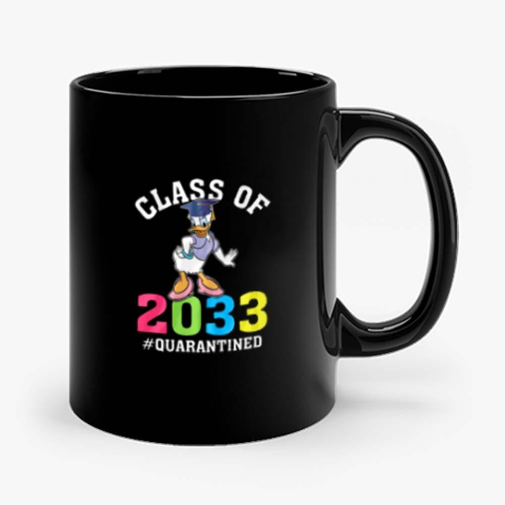 Class Of 2033 Daisy Kindergarten Quarantined Mug