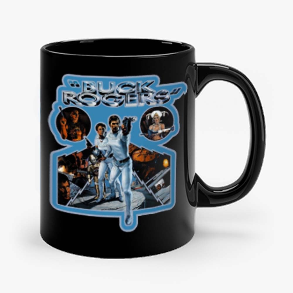 Classic Buck Rogers 25th Century Mug