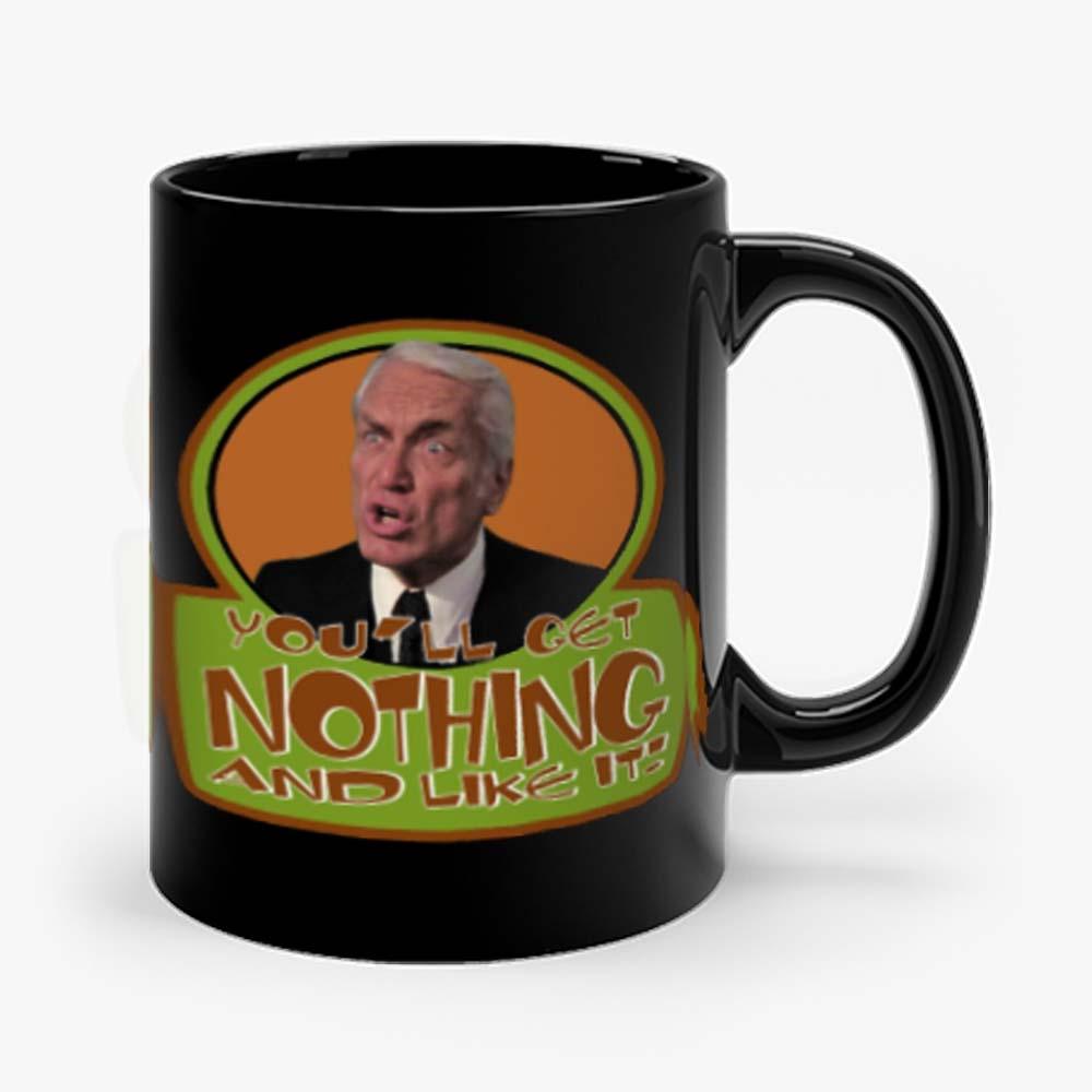 Classic Caddyshack Judge Smails Mug