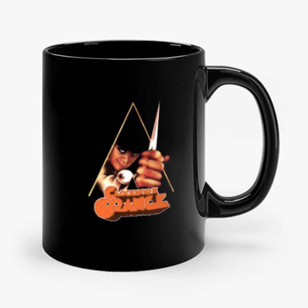 Clockwork Orange Horror Retro Mug