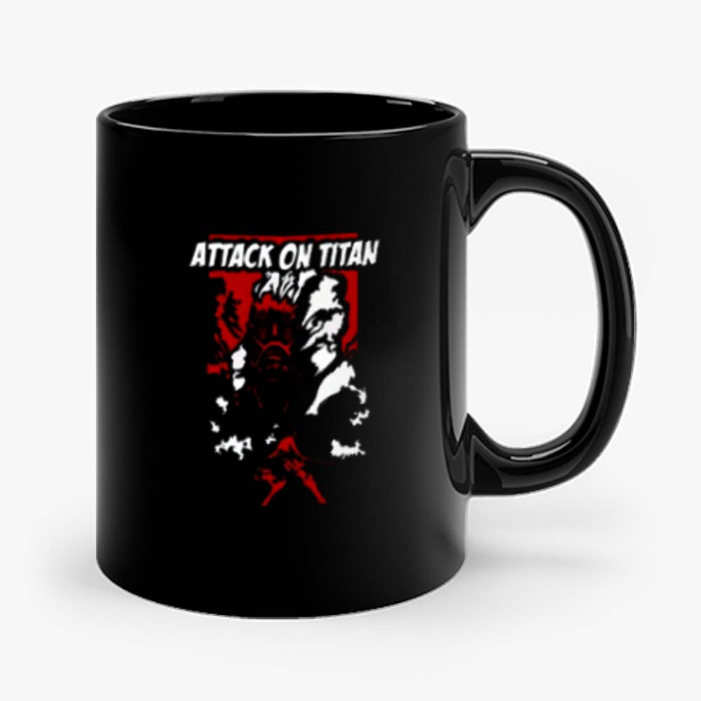 Colossal Titan Shingeki No Kyojin Attack On Titan Mug