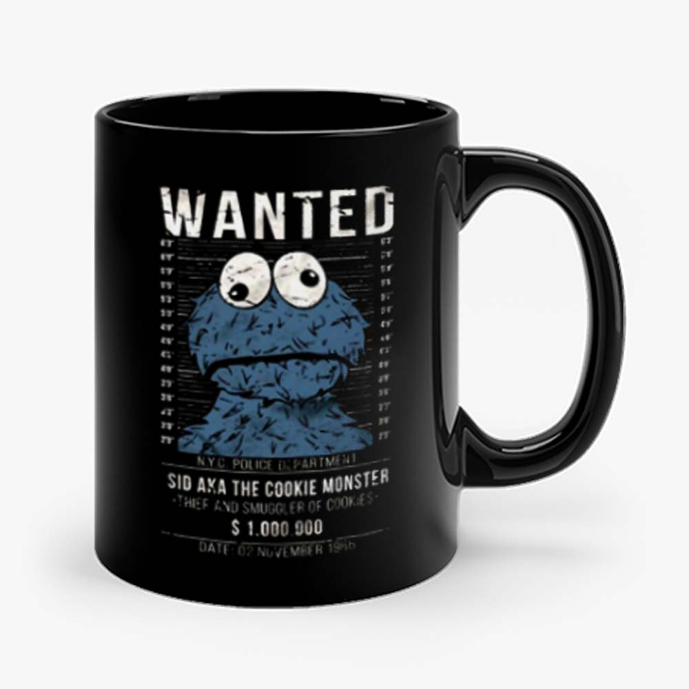 Cookie Smuggler Monster Funny Mug