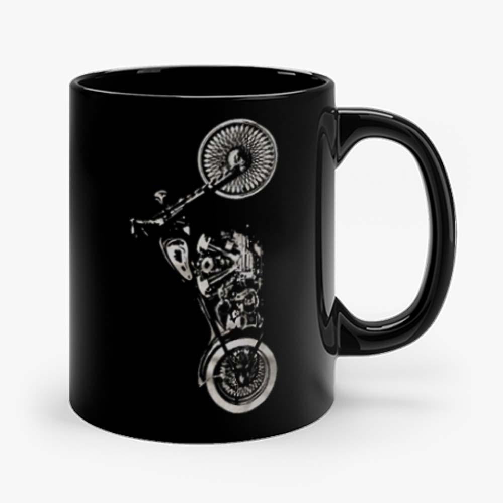 Cool Biker Motorbike Mug