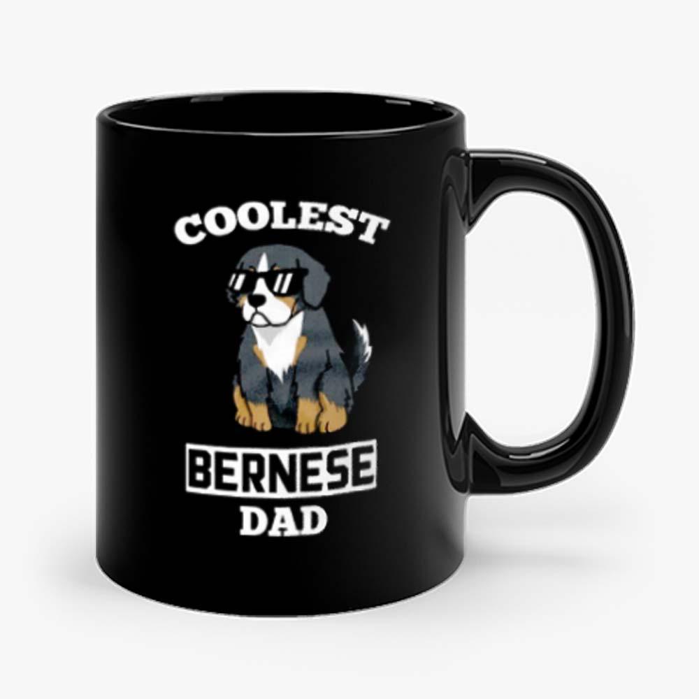 Coolest Bernese Mountain Dog Dad Mug