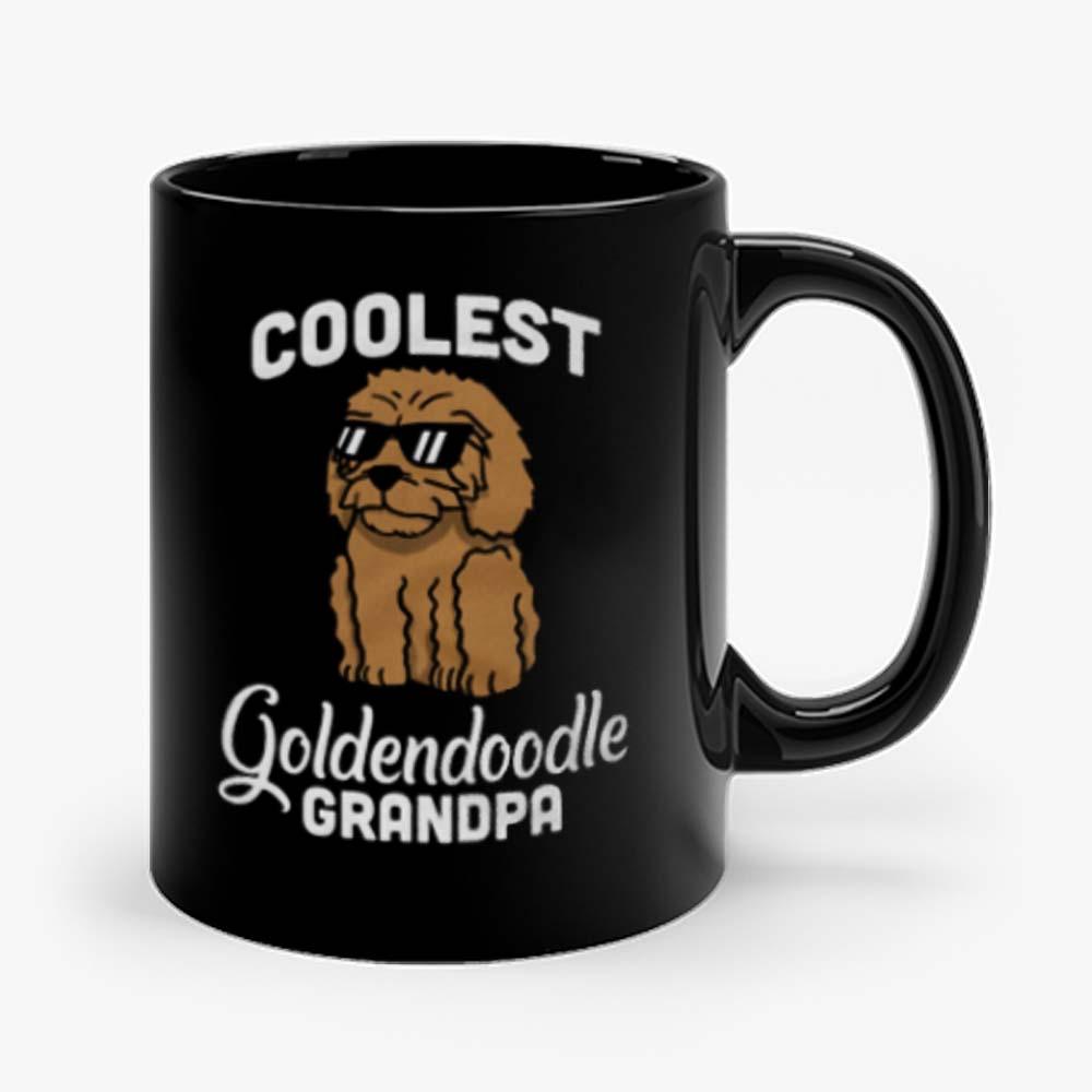 Coolest Goldendoodle Grandpa Mug