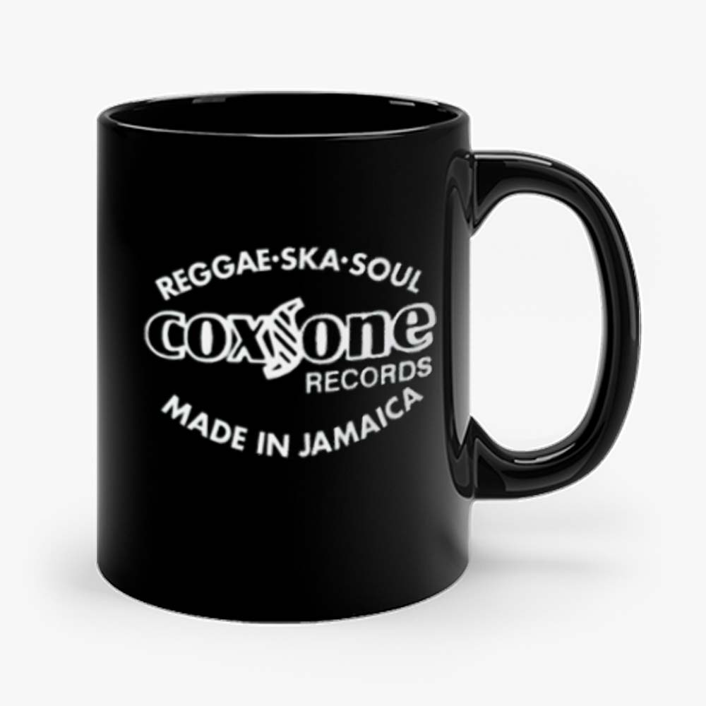 Coxsone Dodd retro dub ska roots music record Mug