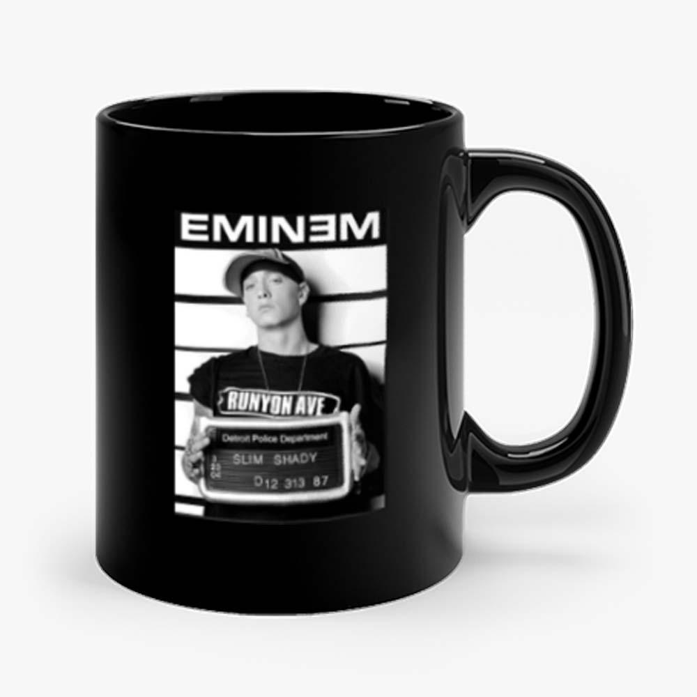 Eminem Slim Shady Rap Mug