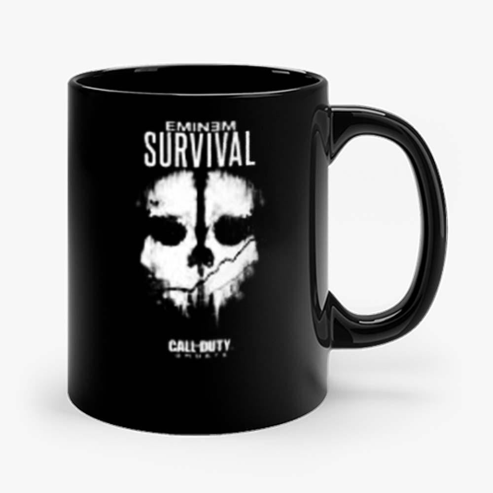Eminem Survival Call Of Duty Rap Game Mug
