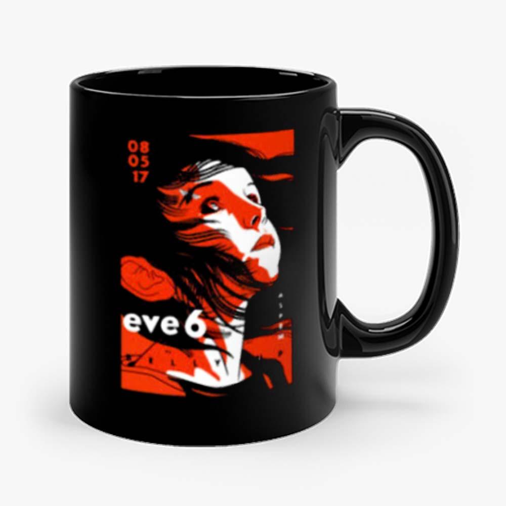Eve 6 Concert Tour Mug