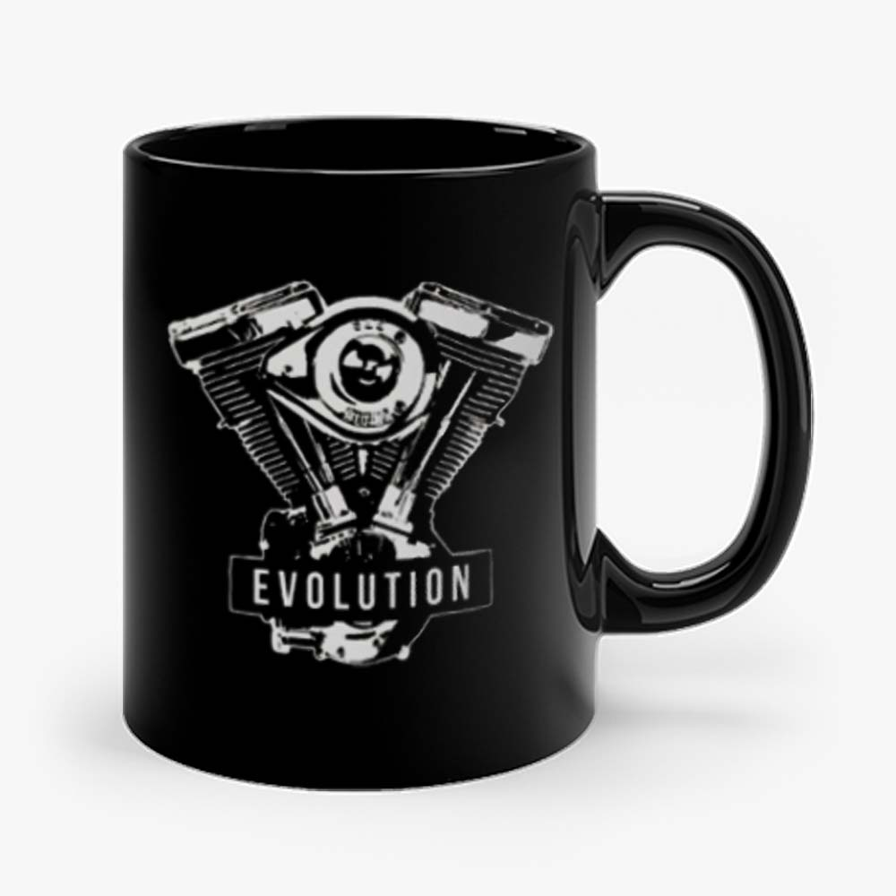 Evolution Engine Mug