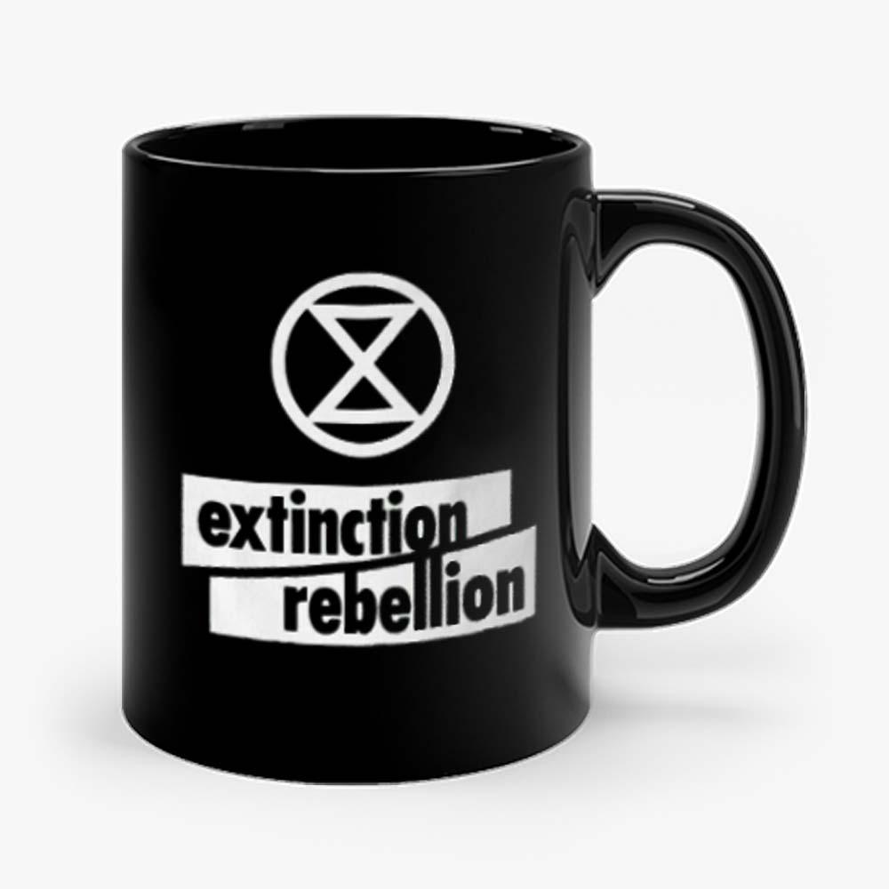 Extinction Rebellion 1 Mug