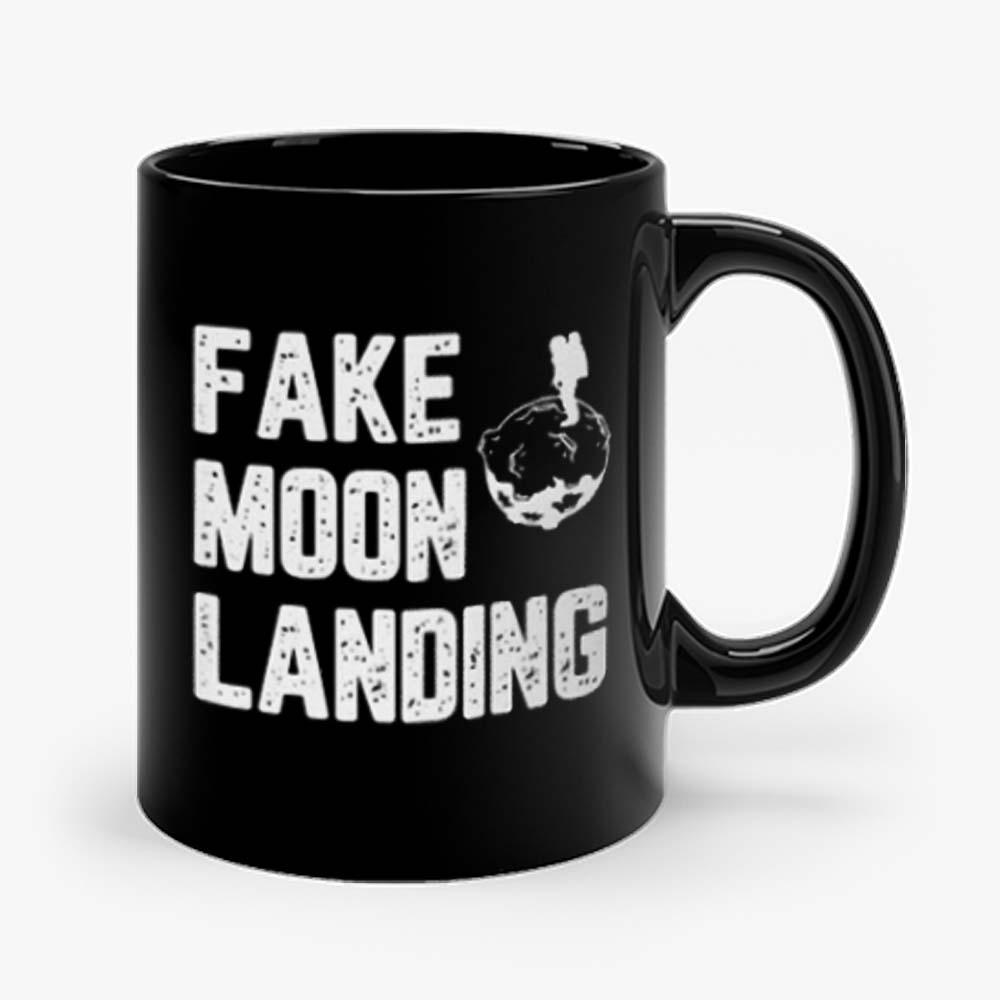 Fake Moon Landing Mug