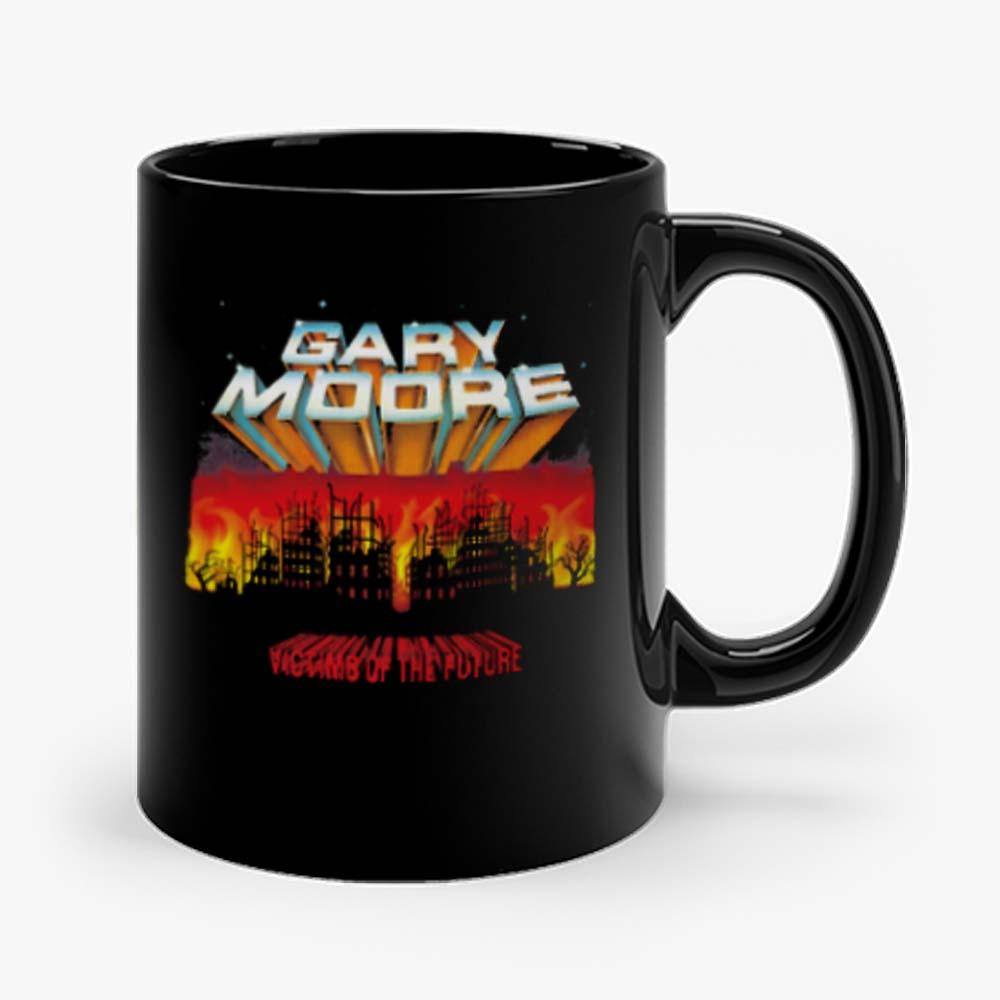 GARY MOORE VICTIMS OF THE FUTURE Mug