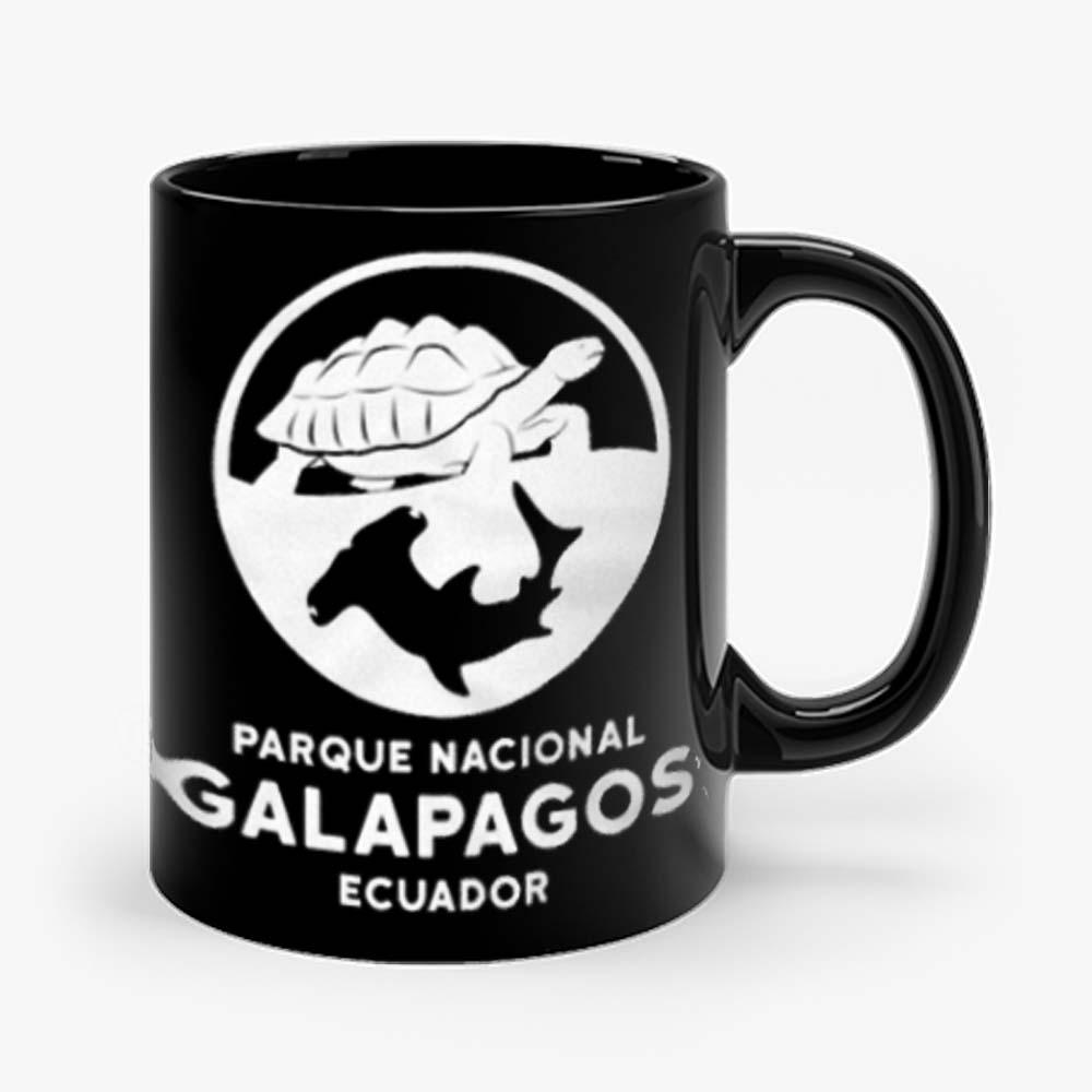 Galapagos National Park Mug