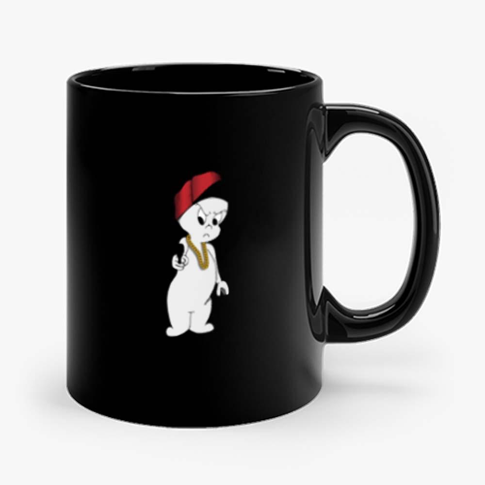 Gangsta Thug Ghost Funny Casper Mug
