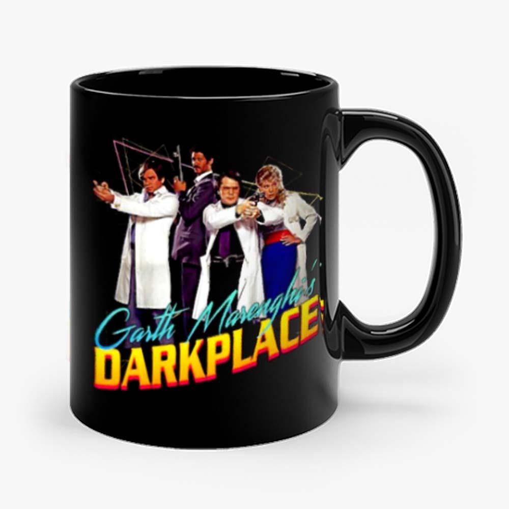 Garth Marenghis Darkplace 80s Version TV Series Mug