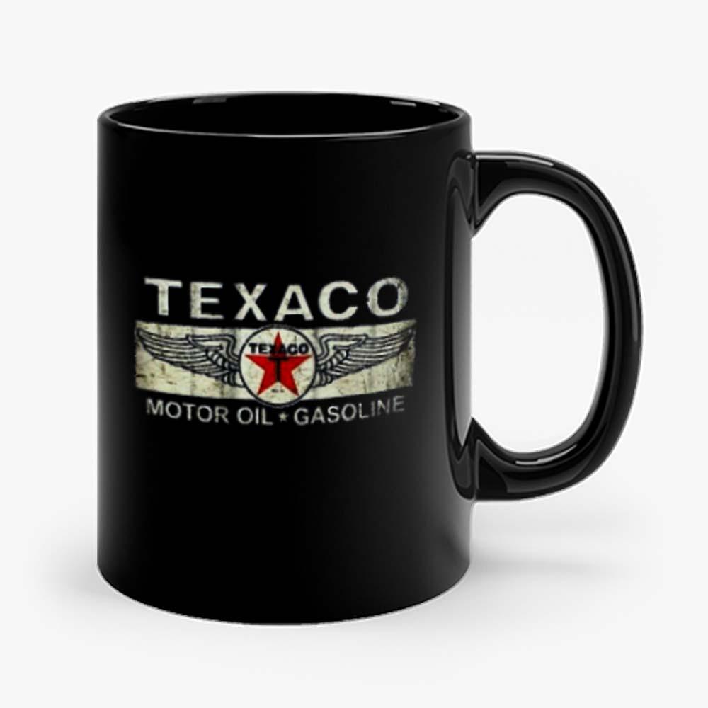 Gasoline Texaco Mug