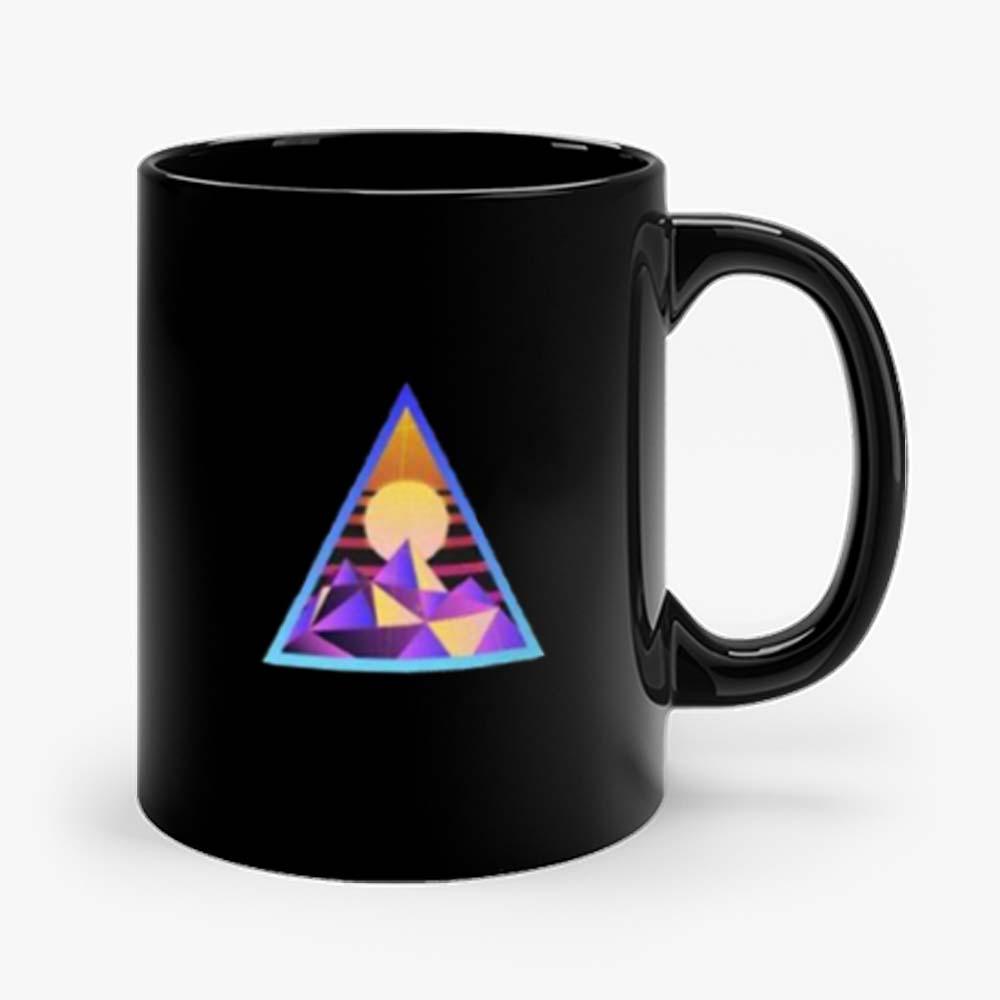 Geometric Abstract Mug