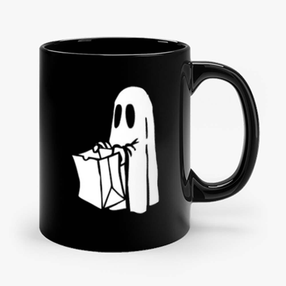 Gespenst Trick or Treat Halloween Mug
