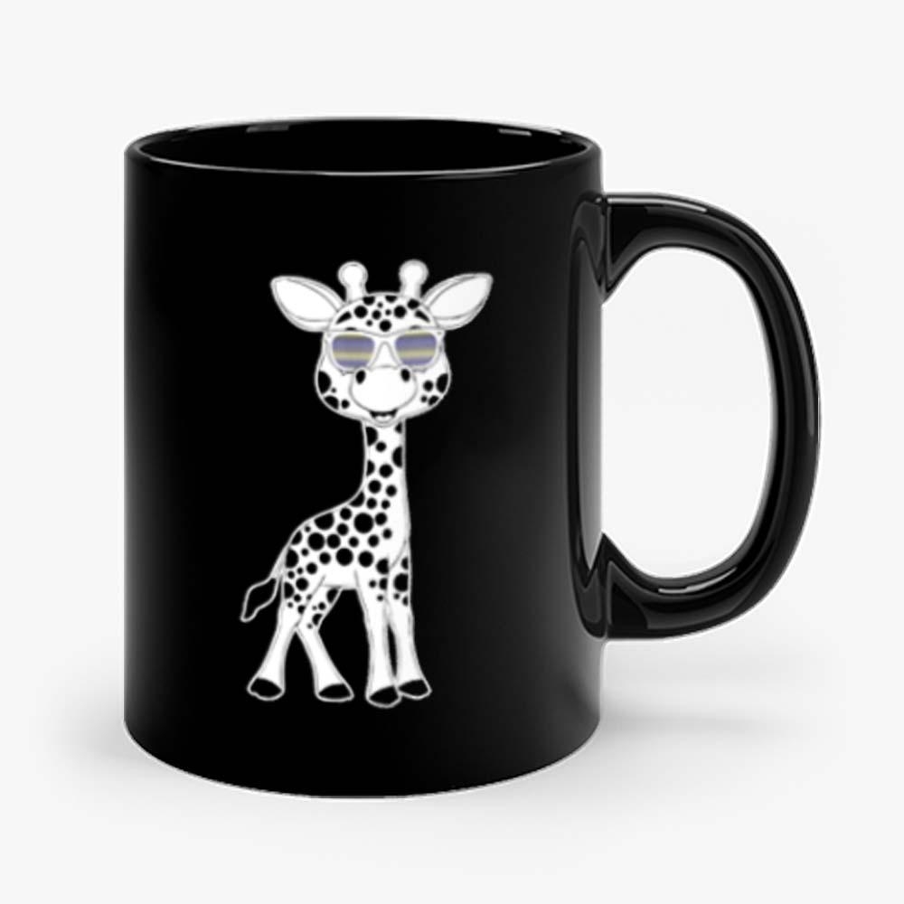 Giraffe animals Mug