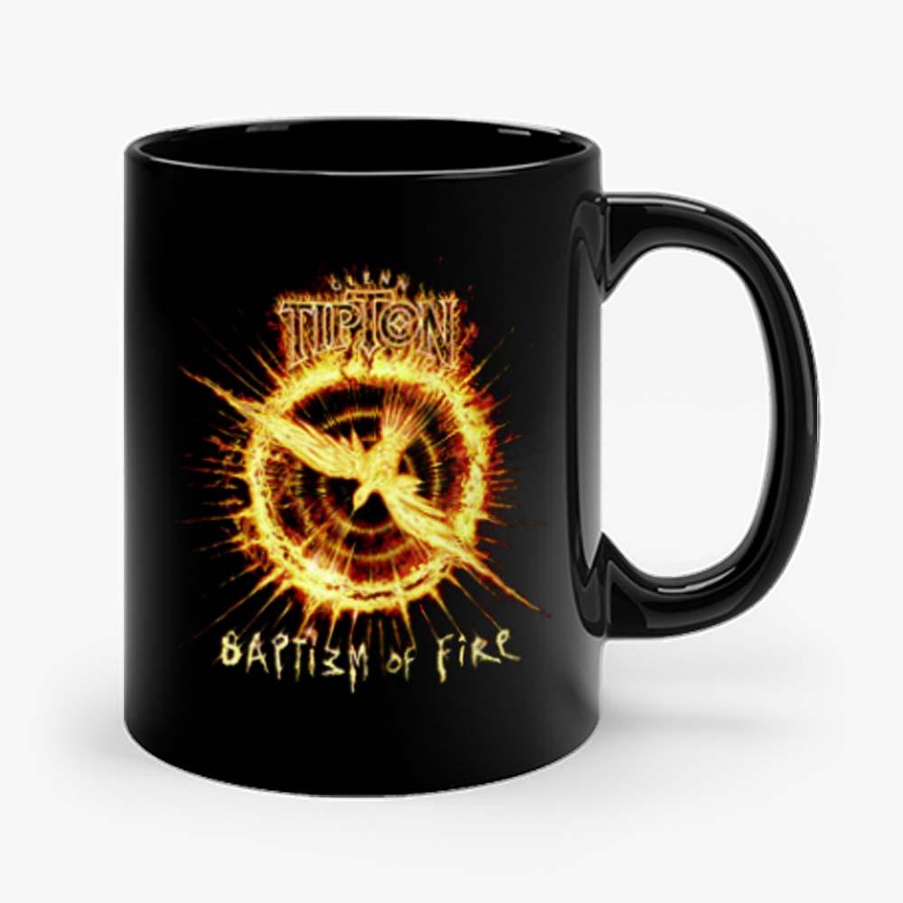 Glenn Tipton Baptizm Of Fire black Mug