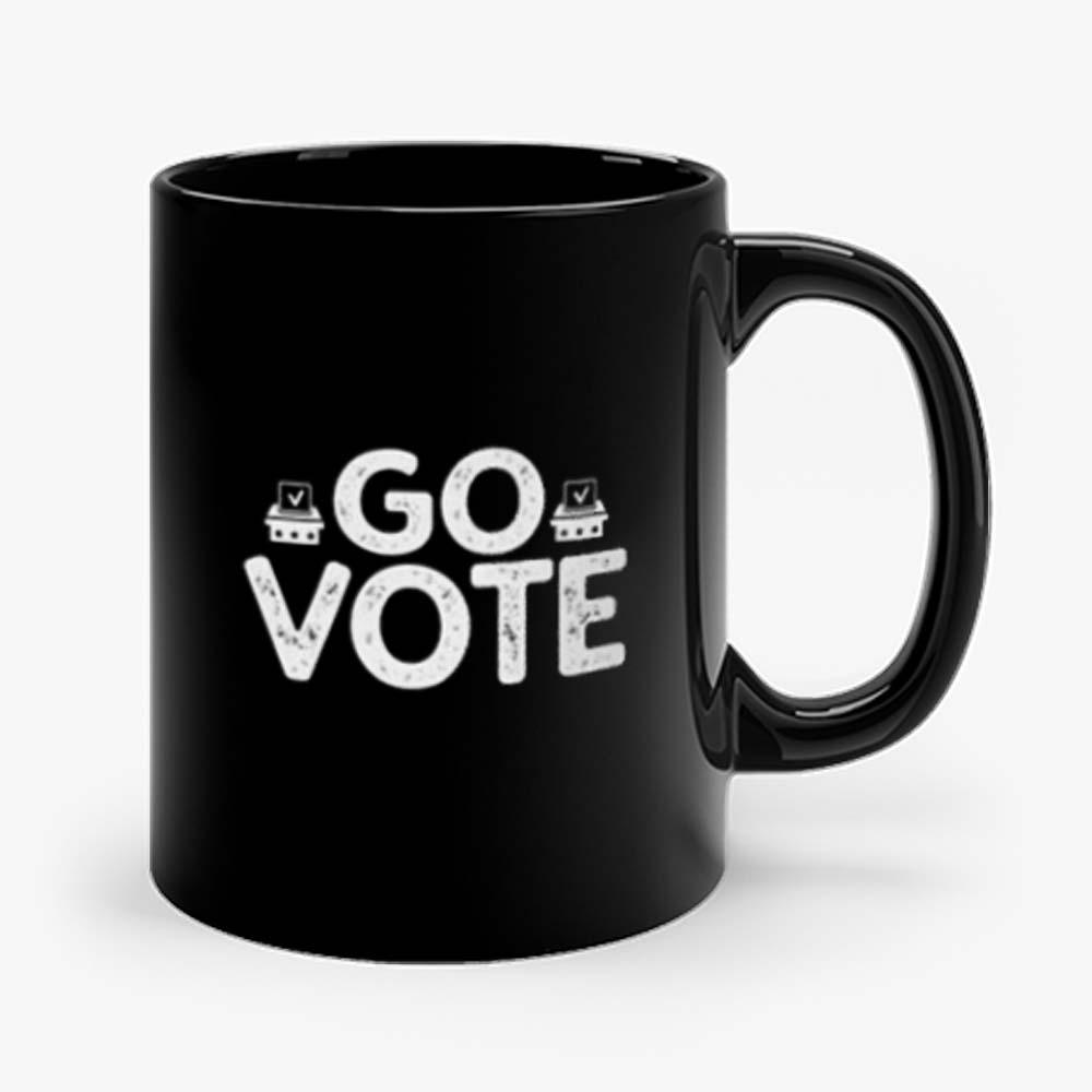 Go Vote 2020 Election Register To Vote Mug