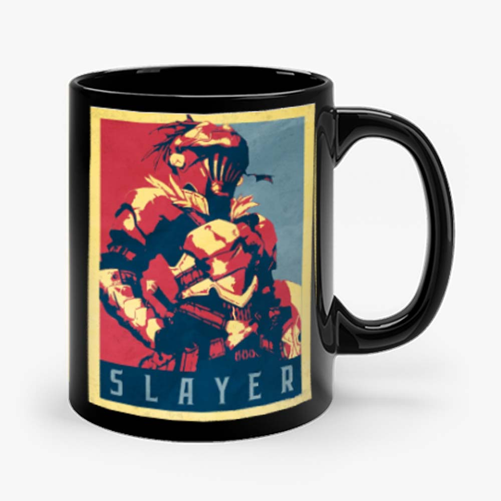 Goblin Slayer Political Mug