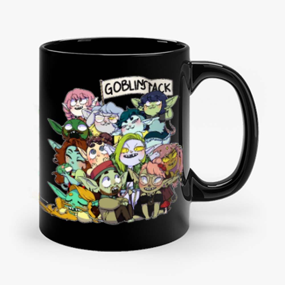 Goblinstack Cartoon Mug