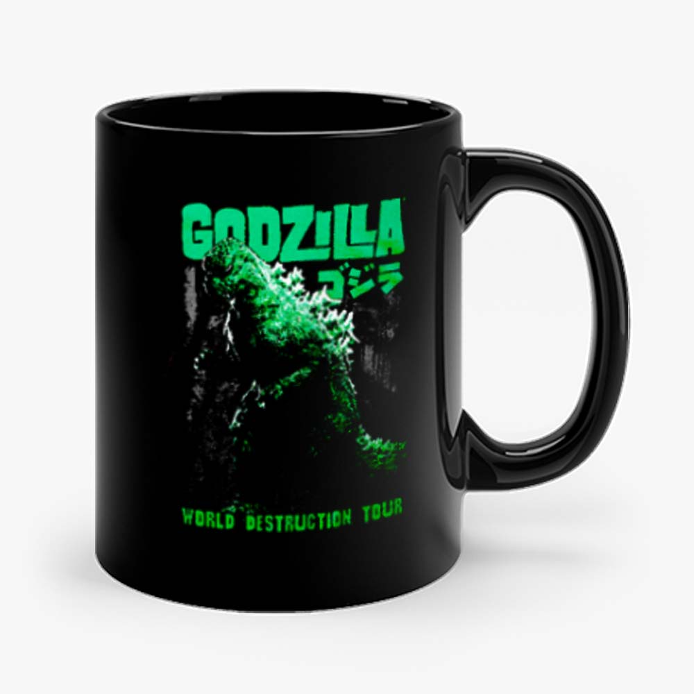 Godzilla World Destruction Mug