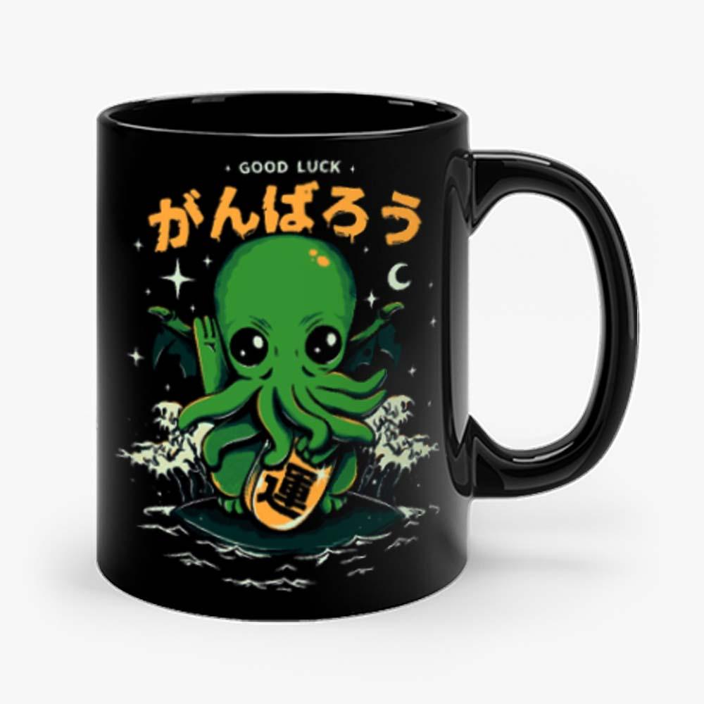 Good Luck Cthulhu Japan Mug