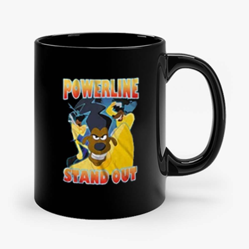 Goofy Power Stand Out Mug