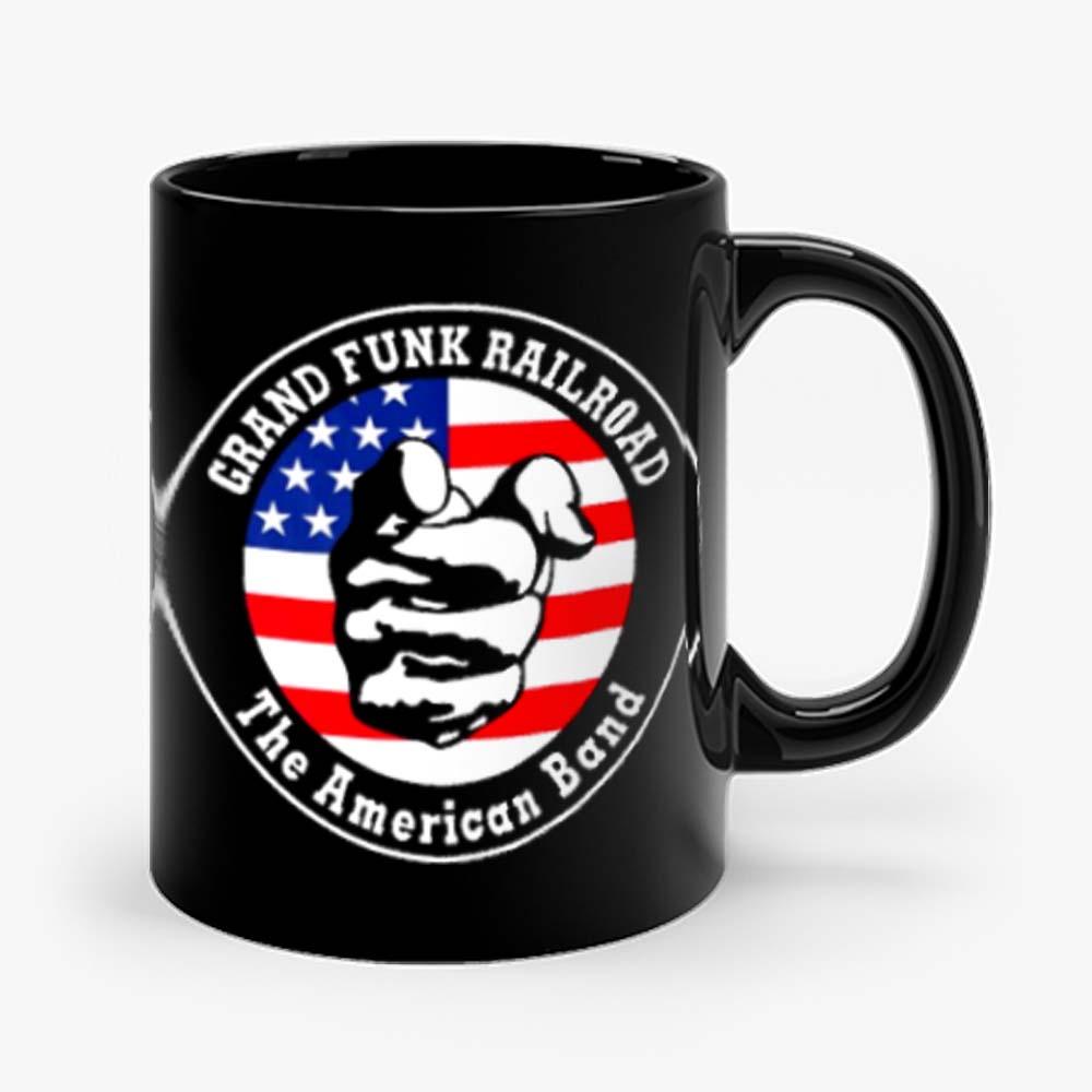 Grand Funk Railroad Mug