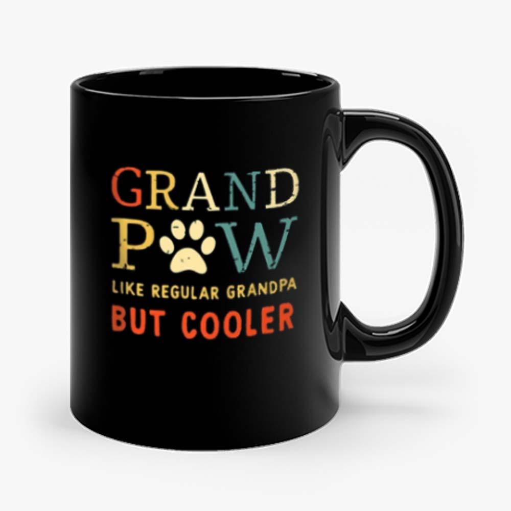 Grand Pow Like Regular Grandpa But Cooler Mug