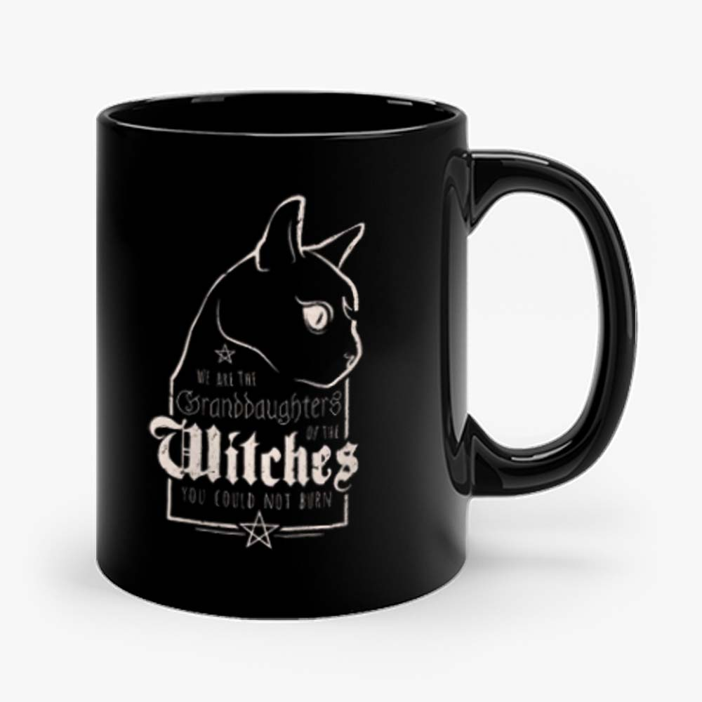 Granddaughters of the Witches Mug