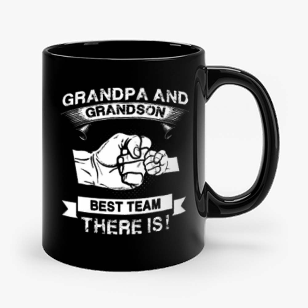 Grandpa and Grandson Mug