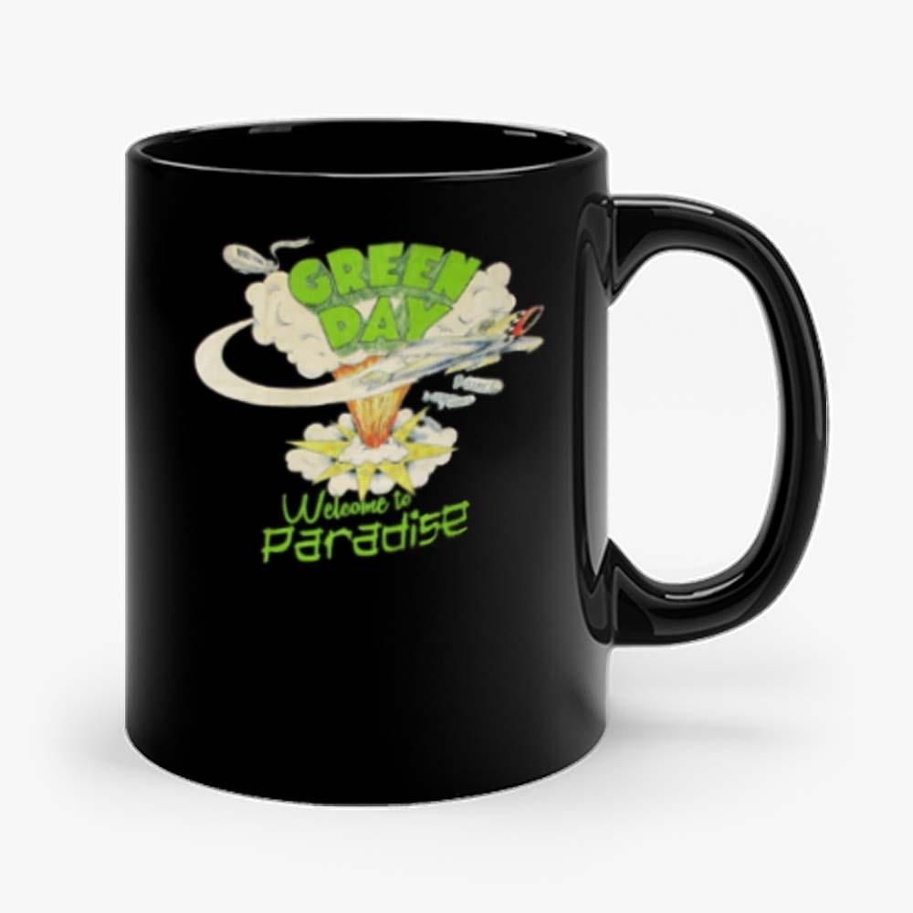 Green Day Paradise Mug