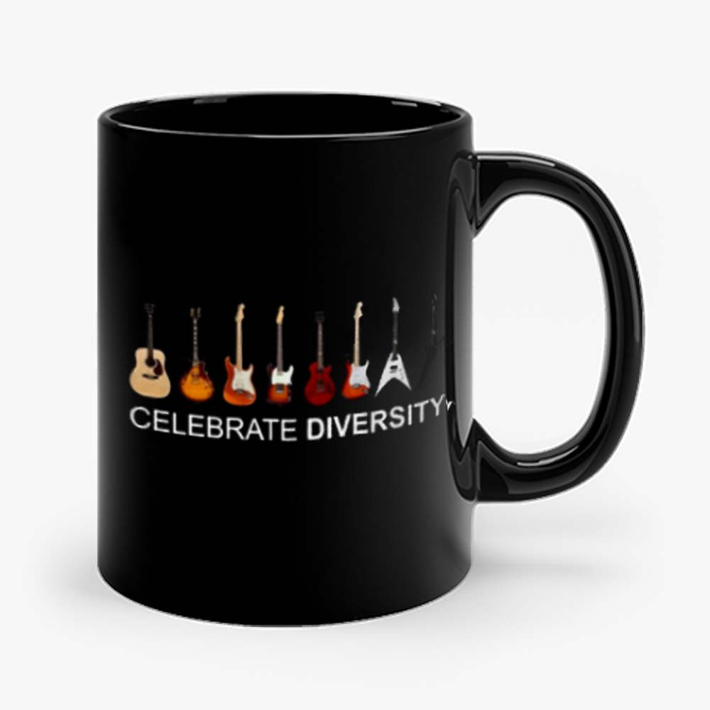 Guitar Shirt Guitar Guitar For Guitarist Band Mug