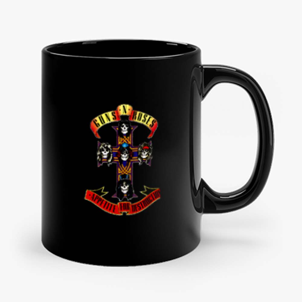 Guns N Roses Appetite Mug