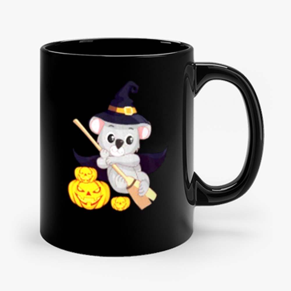 Halloween Koala Mug