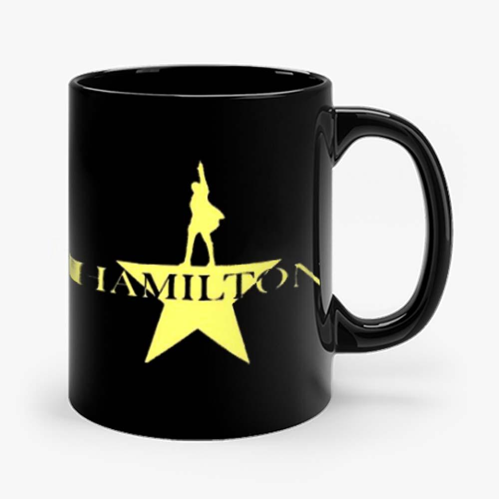 Hamilton American Musical Hamilton On Broadway Mug
