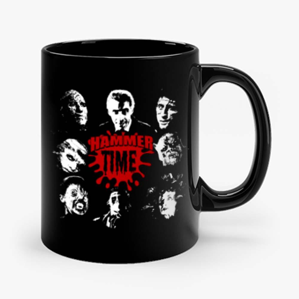 Hammer Time Horror Mug