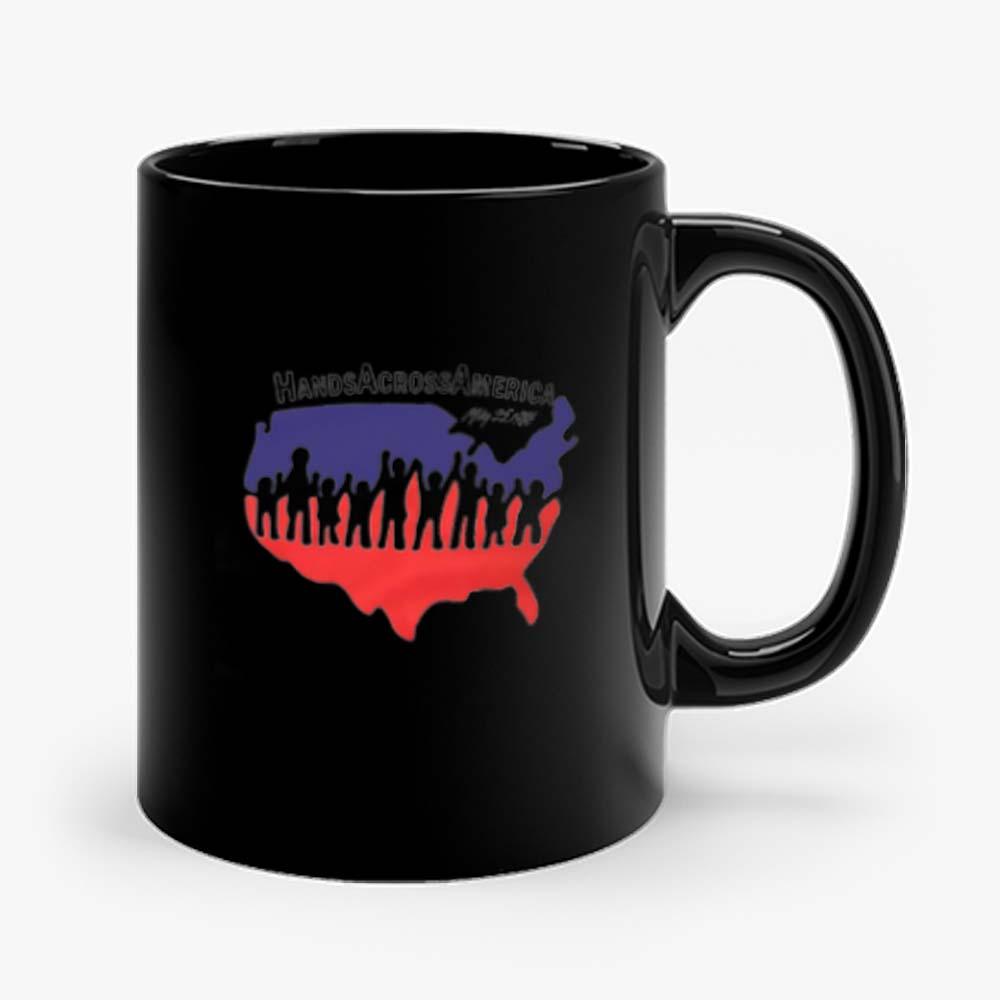 Hand Across America Mug