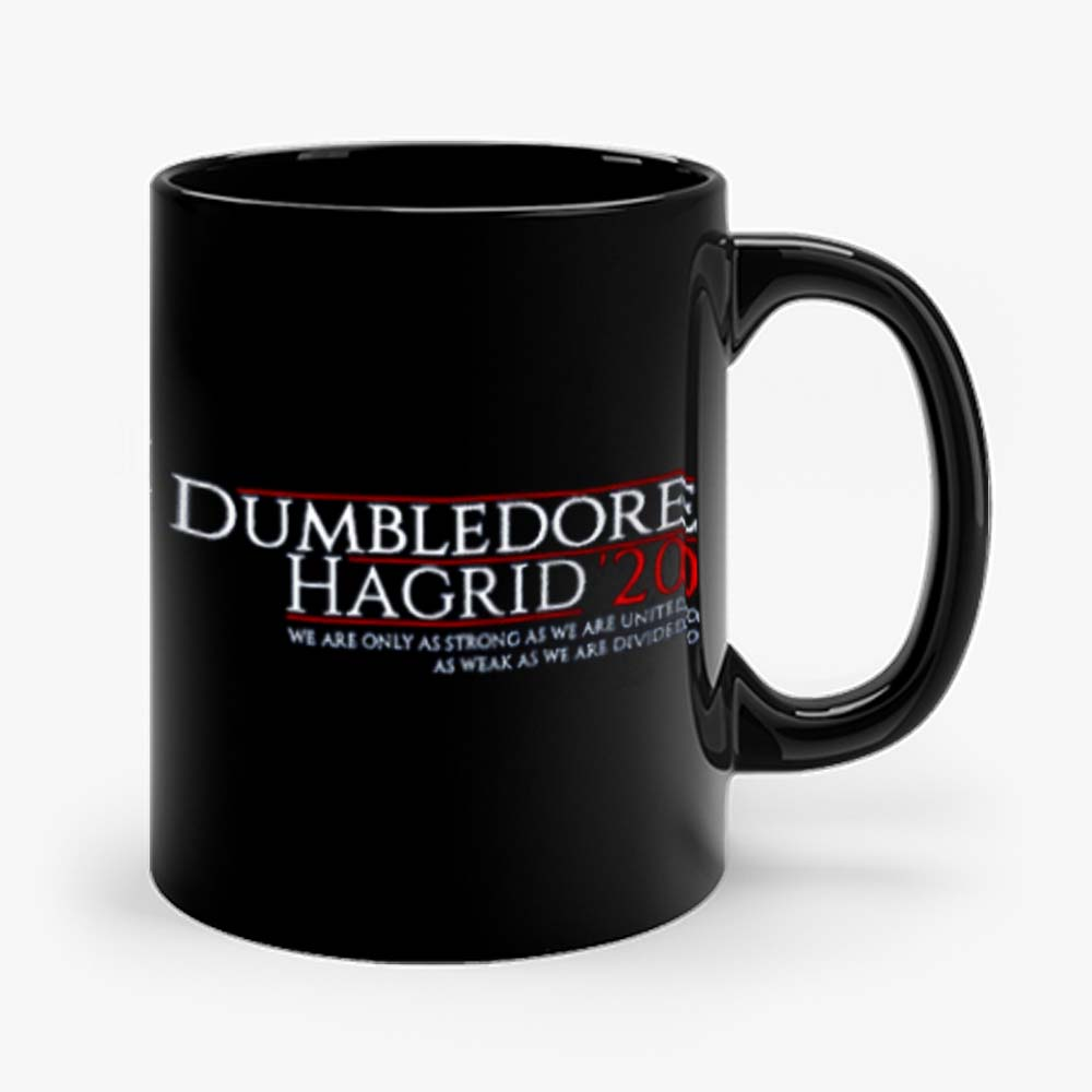 Harry Potter 2020 Election Dumbledore And Hagrid Mug