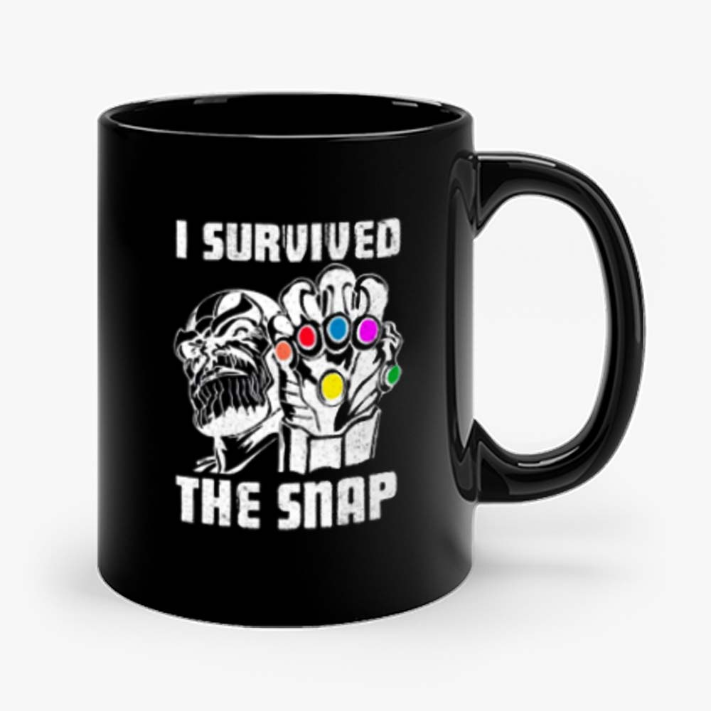 I Survive The Snap Mug