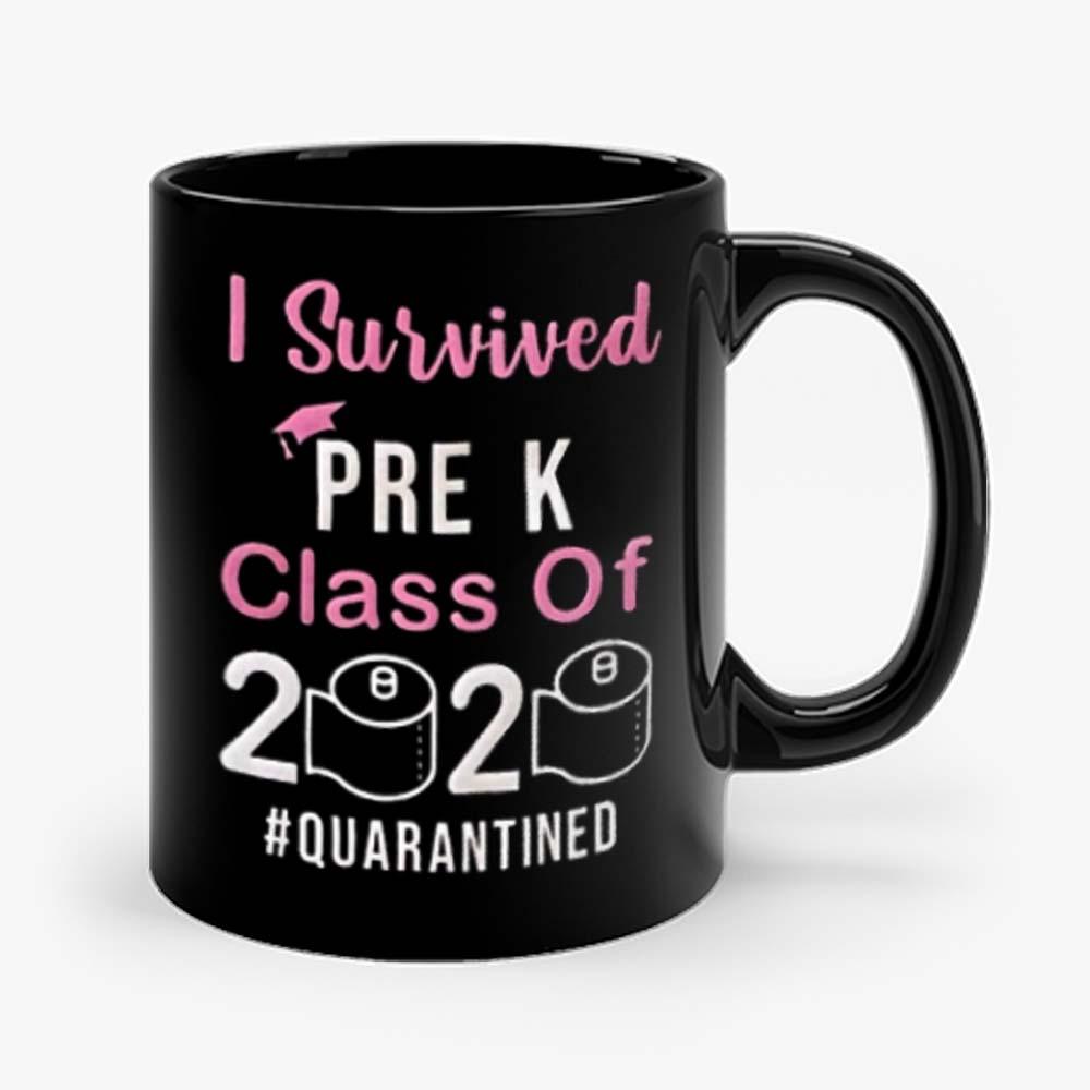 I Survived Pre K Class of 2020 Quarantined Mug