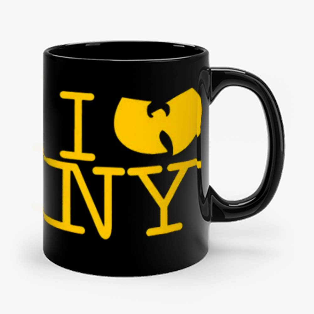 I Wu Tang Ny Clan Gza Rza Odb Hip Hop Mug