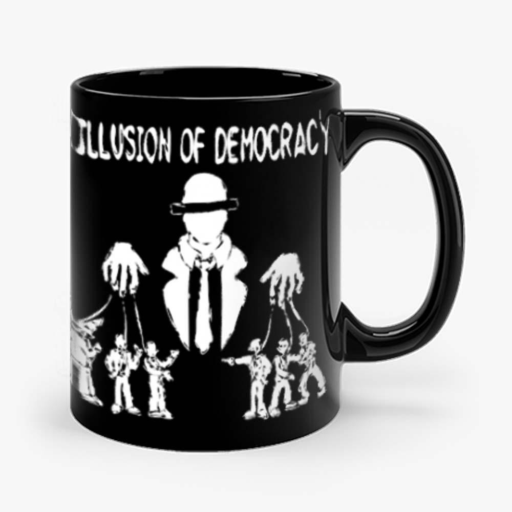 Illusion of Democracy Mug
