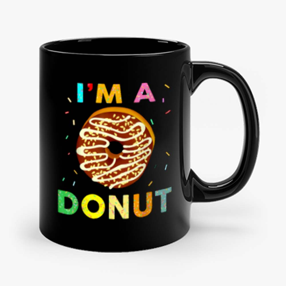 Im A Sprinkle Donut Halloween Costume Men Women Kids Mug