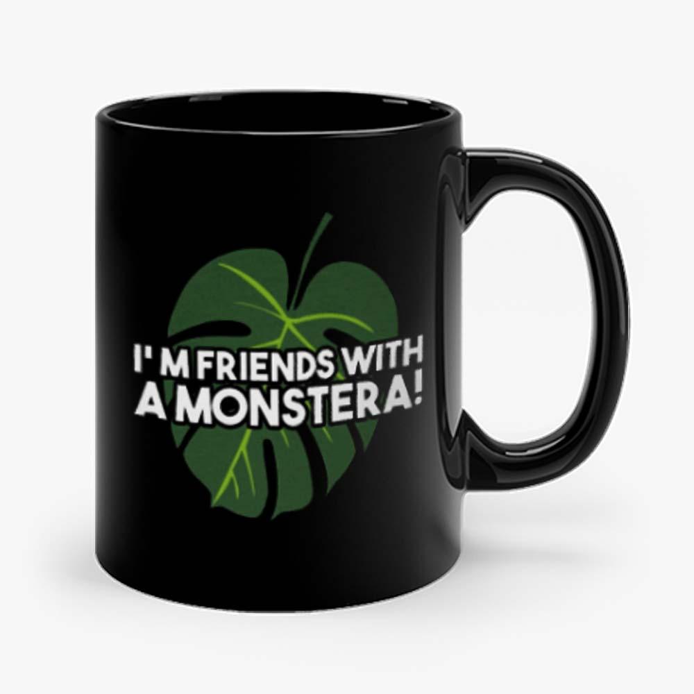 Im Friends With A Monstera Mug